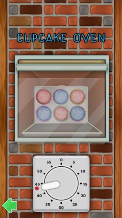 Cupcake games Screenshot on iOS