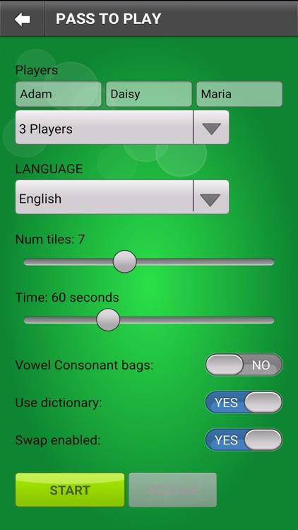 Happy Words: Online Word Game screenshot-4