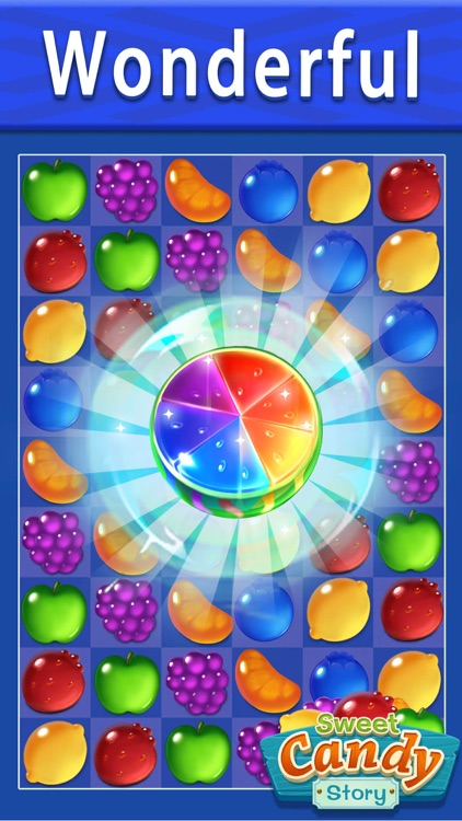 Happy Fruit Blast screenshot-0