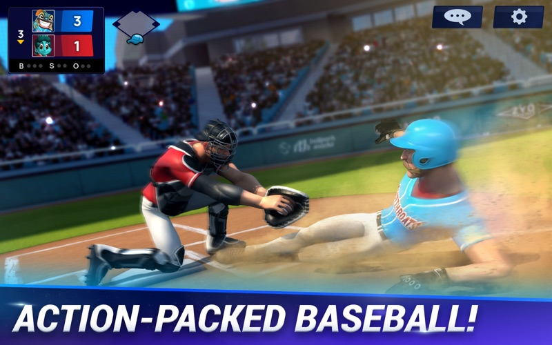 Ballistic Baseball screenshot 4