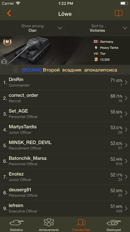 World of Tanks Assistant screenshot-4