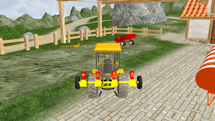 Tractor Farming Simulator 2020 screenshot-6