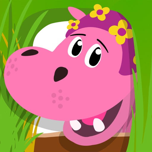Pinky the Hippo: In the Wild icon