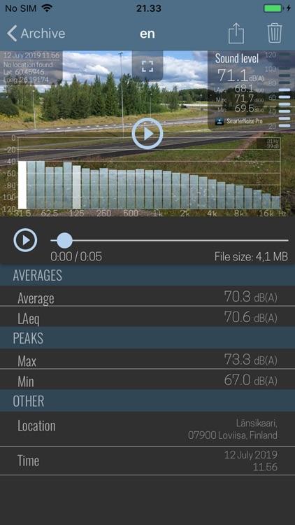 SmarterNoise Pro screenshot-6