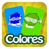 Colors Flashcards (Spanish)
