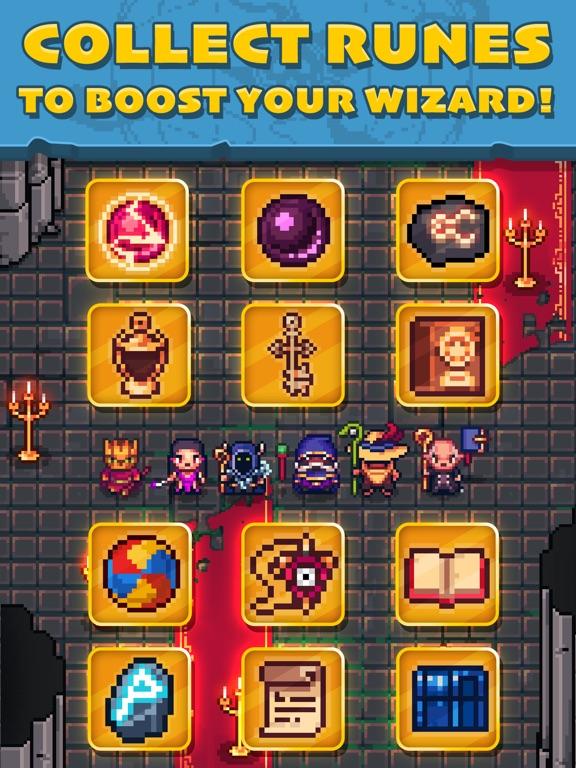 Tap Wizard RPG: Arcane Quest-ipad-2