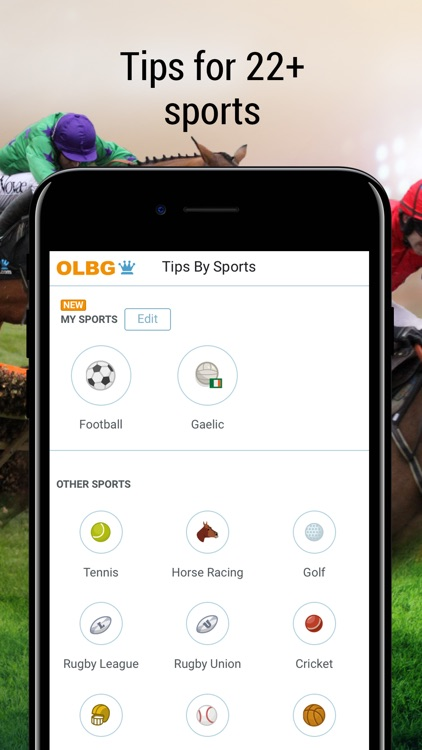 Sports Betting Tips from OLBG screenshot-5