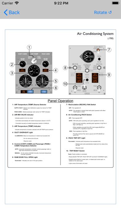 AeroStar B737NG Study App for Pc - Download free Education