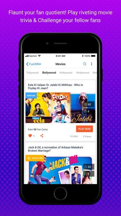 FanKick -Celebs,Fans & Rewards screenshot-6
