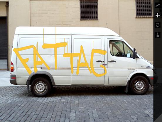 Fat Tag Graffiti Katsu Edition Screenshots