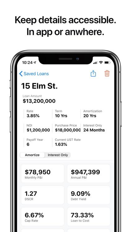 Crunched - Loan Calculator screenshot-4