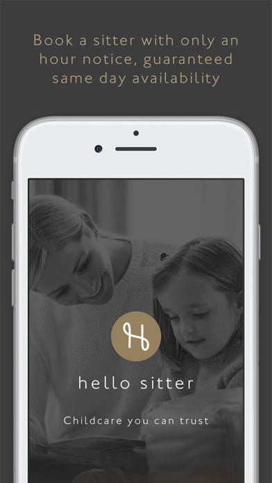 Hello Sitter: Childcare (NYC) screenshot three
