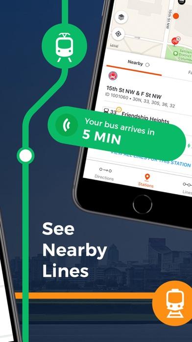 download Moovit: Train & Bus Times apps 5