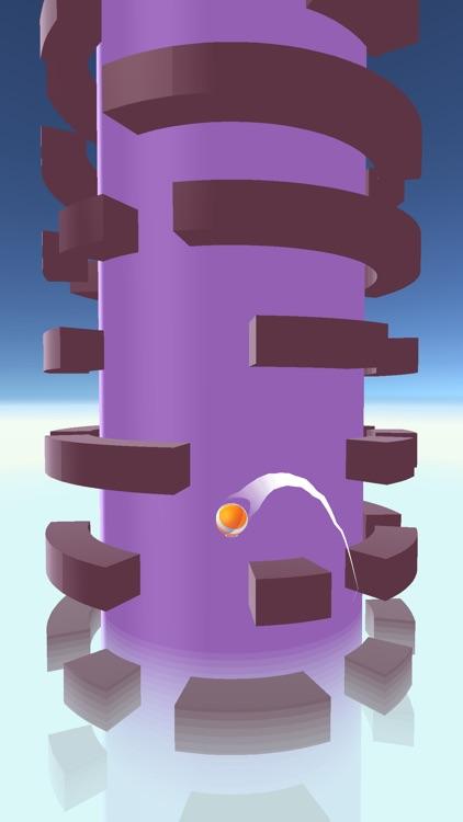 Sticky Ninja Ball screenshot-3