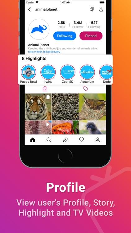 StoryTV - Repost For Instagram screenshot-3