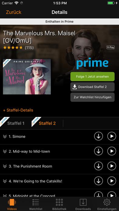 Herunterladen Amazon Prime Video für Pc