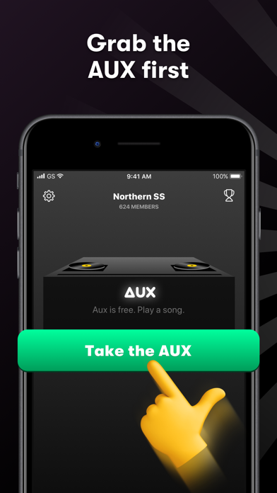 AUX - Live School Radioのおすすめ画像4