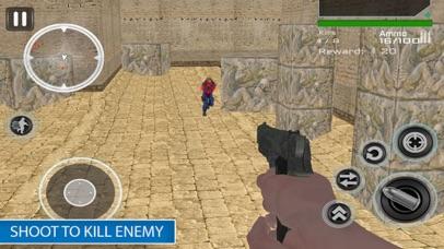 Gun FPS: Destroy Enemy screenshot 3