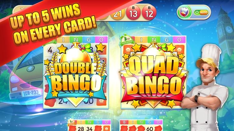 Bingo Cooking - Bingo Games screenshot-0