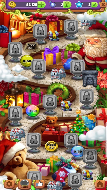 Christmas Solitaire Mahjong screenshot-9