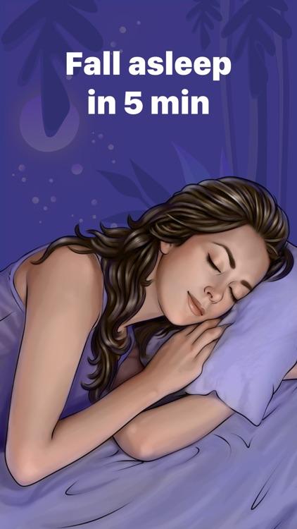 Fall Asleep in 5 Min
