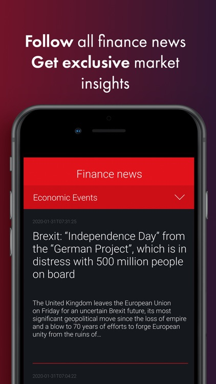 Free Forex Tools Economic News screenshot-3