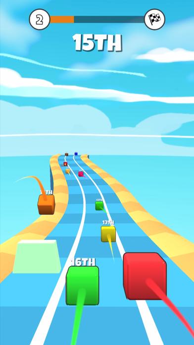 Cube Race 3D screenshot 3
