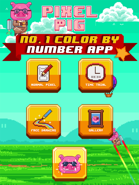 Color By Number+ screenshot 9