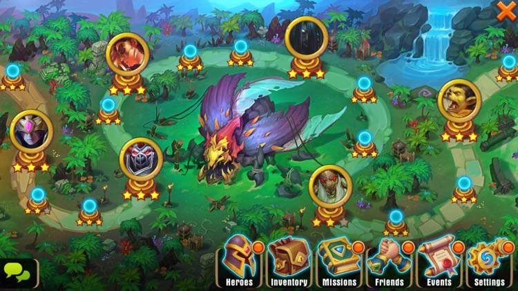 Juggernaut Wars-MMORPG legends screenshot-5