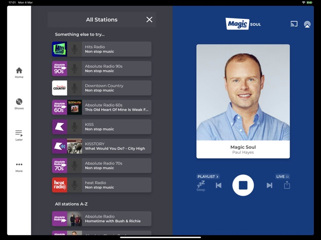 Magic Radio on the App Store