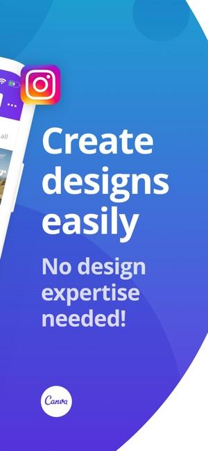 Canva - Photo Editor & Design Screenshot