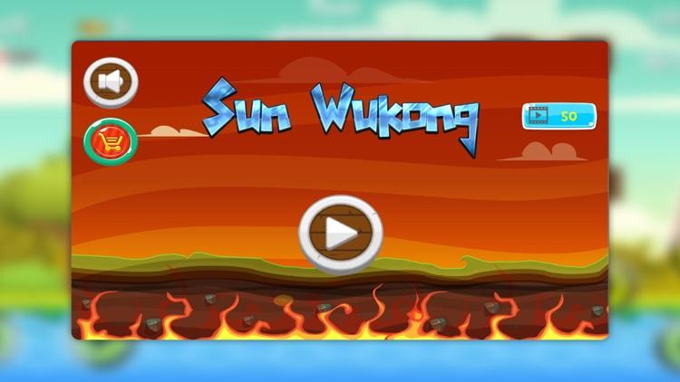 Sun Wukong: Monkey King Saga screenshot-6
