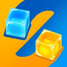 Slimes.io - 3D Color io game