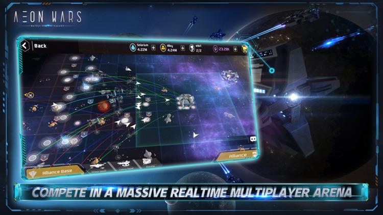 Aeon Wars: Galactic Conquest screenshot-5