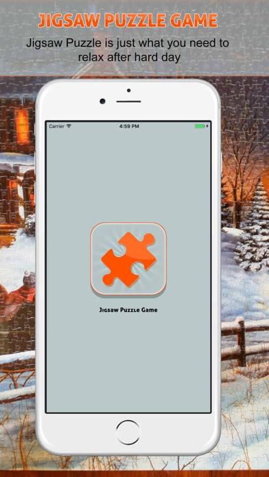 Jigsaw Puzzle:Halloween Jigsaw screenshot one