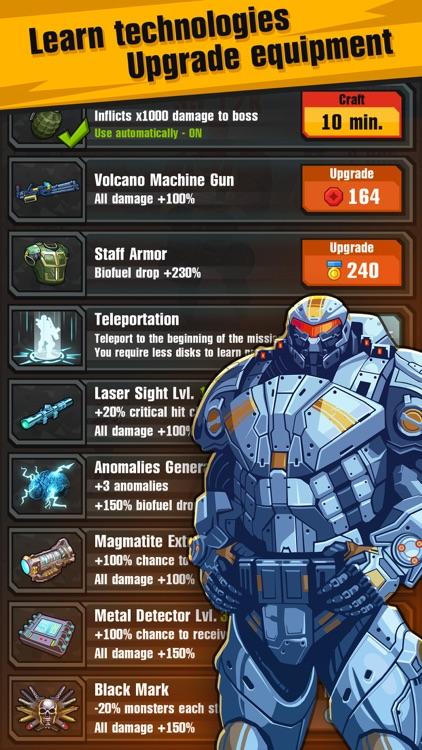 Clicker Evolution: HoU screenshot-4