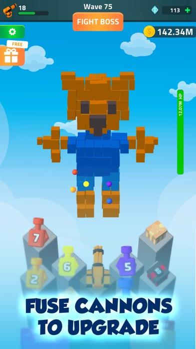 Color Fusion - Idle Game screenshot 3