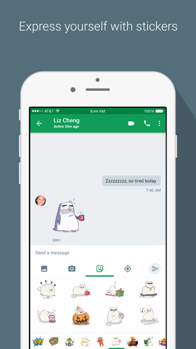 download Hangouts apps 2