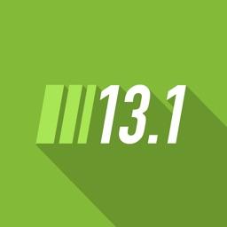 13.1 Half Marathon Trainer
