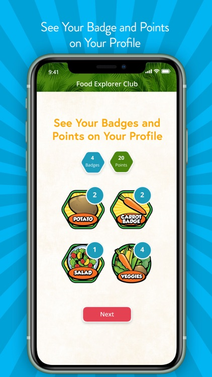 Food Explorer Club screenshot-7