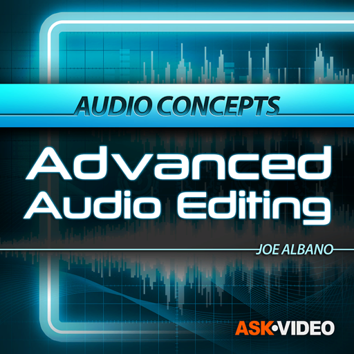 Audio Editing Advanced Course