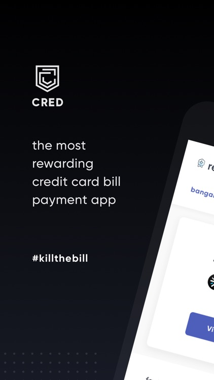 CRED - Pay credit card bills