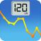 App Icon for Overvåg din vægt App in Denmark App Store