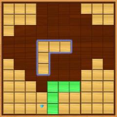 Bloc Puzzle : Classicque Bois
