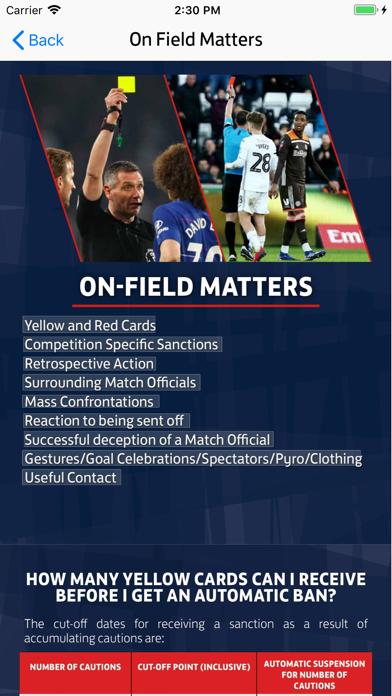 FA Player Essentials screenshot three