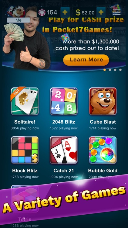 Play For Cash Apps
