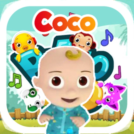 Coco Piano Kids Nursery Rhymes iOS App