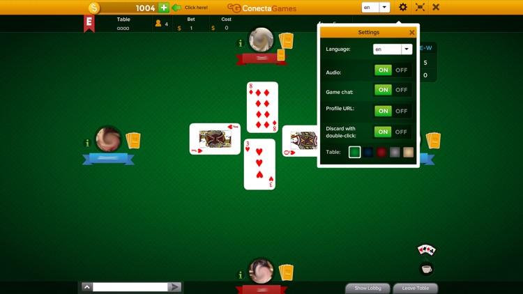 Hokm Card Game screenshot-4