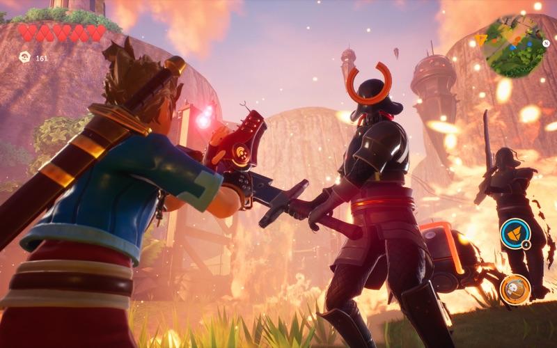 Oceanhorn 2 screenshot 2