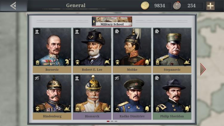 European War 6: 1914 screenshot-6
